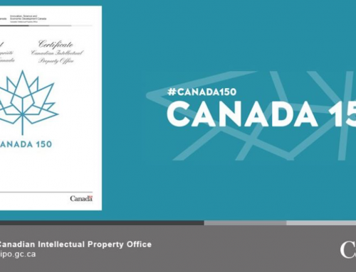CERTIFICATES OF REGISTRATION HONOURING CANADA'S 150TH BIRTHDAY