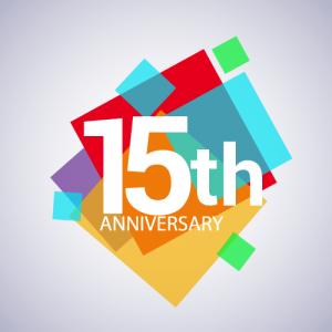 andrews-robichaud-15th-anniversary-logo
